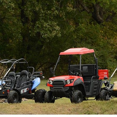 Parts Manuals | Hammerhead Off Road Buggies